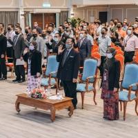 Majlis Perhimpunan Bulanan Bagi Bulan April 2021 8