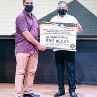 Majlis Ramah Mesra YB Dato' Pengerusi KEJORA Bersama Pengerusi JPKK dan Pertubuhan Wilayah KEJORA 10