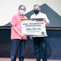 Majlis Ramah Mesra YB Dato' Pengerusi KEJORA Bersama Pengerusi JPKK dan Pertubuhan Wilayah KEJORA 13