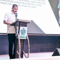 Majlis Ramah Mesra YB Dato' Pengerusi KEJORA Bersama Pengerusi JPKK dan Pertubuhan Wilayah KEJORA 8